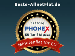 Auszeichnung Phonex